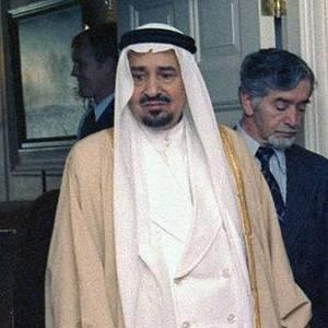 Khalid of Saudi Arabia