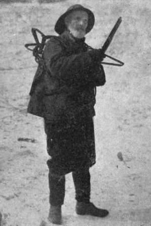 Eldred Nathaniel Woodcock