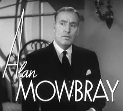 Alan Mowbray